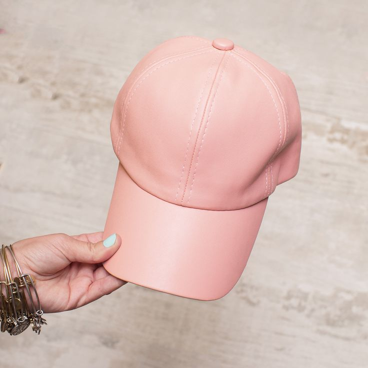 Pink Cap // In need of a detox? Get 10% off your @SkinnyMeTea 'teatox' using our discount code 'Pinterest10' at skinnymetea.com.au