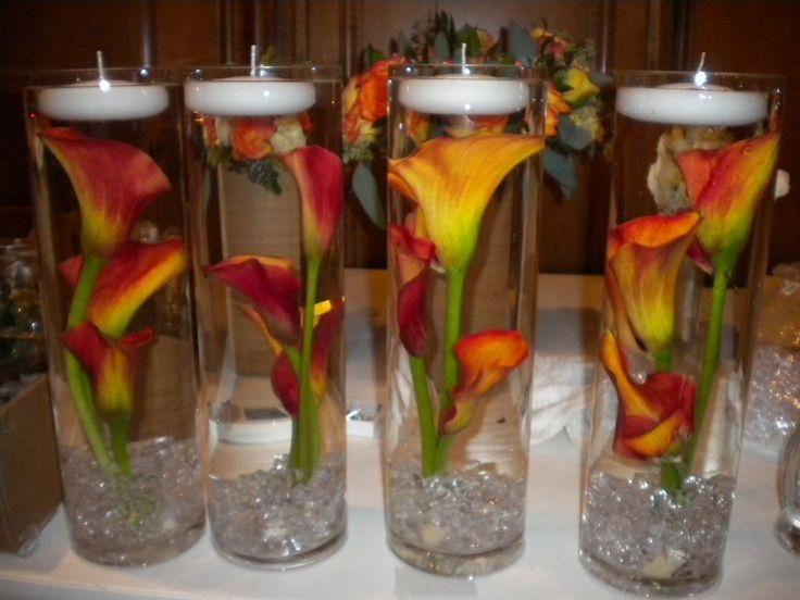 Цветочные композиции в осеннем стиле