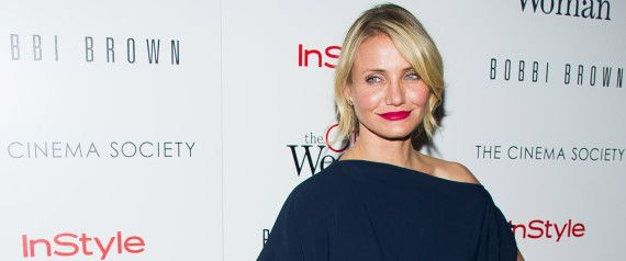 Cameron Diaz Says She's Completely Happy With Her Choice To Be Childfree