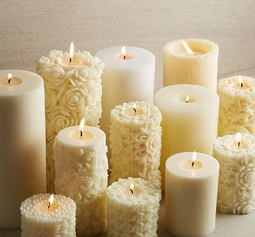 volcanica's candles