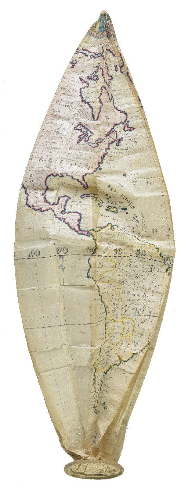 Globe To be had of GPocock patentee