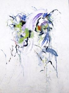imperfect harmony - part of the Unity series - oil on canvas $1800 by Marlene Lowden