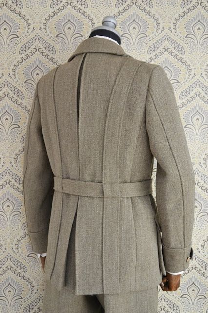 Norfolk Jacket