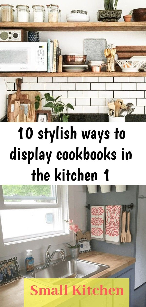 Whether You Have A Few Cookbooks Or Dozens These Cookbook Storage