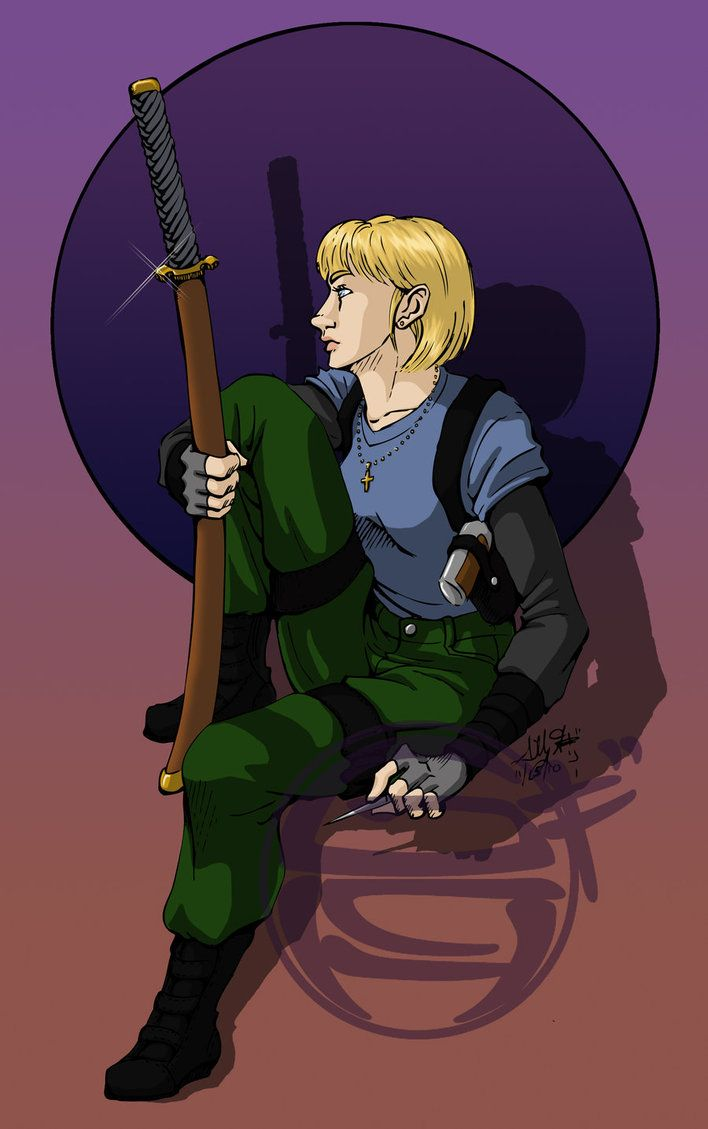 Kincaid From The Dresden Files