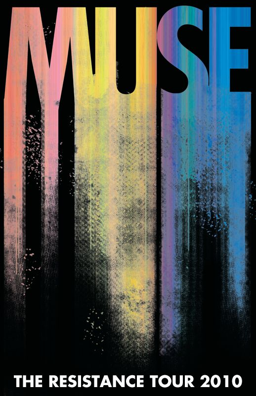 Old School #Muse Poster