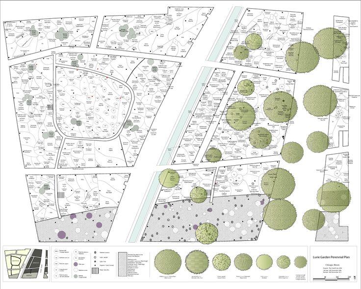 52 best lurie garden images on pinterest yard design for Advanced landscape design