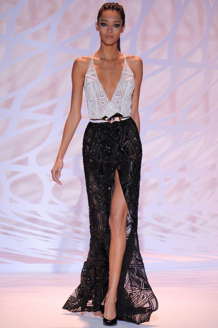 Коллекция Zuhair Murad Haute Couture осень-зима 2014/15