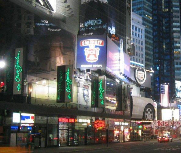 How To Get From Times Square To Jersey Gardens