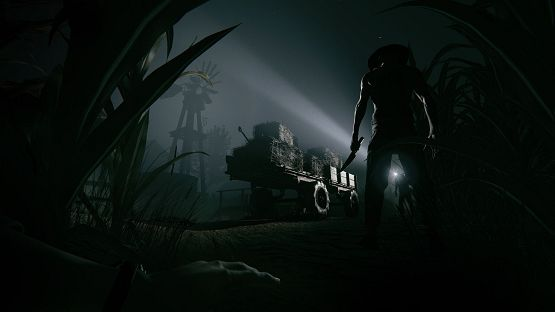 Outlast 2 PS4 Pro Support Confirmed Enhancements Detailed #Playstation4 #PS4 #Sony #videogames #playstation #gamer #games #gaming