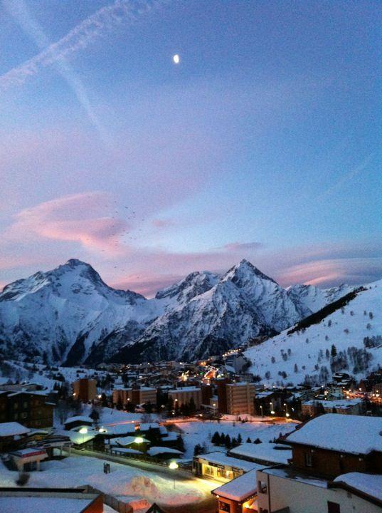 Can't wait to get back on the slopes. Les Deux Alpes en Les Deux Alpes, Rhône-Alpes