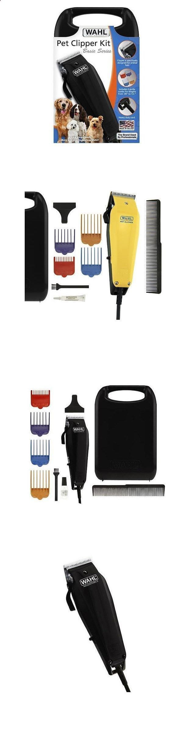 Dog Clippers - Scissors and Fur Clippers 46304: Wahl Dog Clipper Kit Pet Grooming Electric Hair Trimmer Animal Cat Fur Shaver -> BUY IT NOW ONLY: $44.99 on eBay!