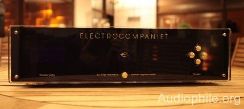 Electrocompaniet eci-4 Satılık Entegre Amfi Satış Fiyatı: 2.000 EUR Extreme Audio