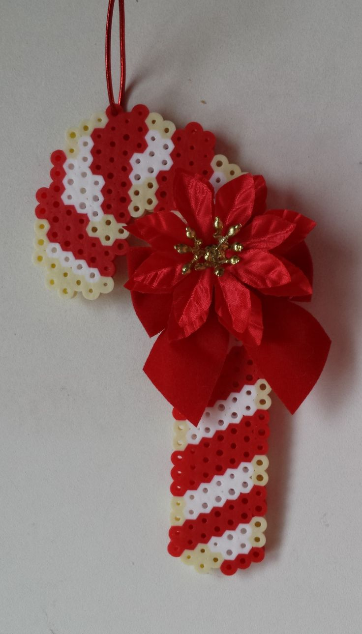 47 best Hama Beads Navidad images on Pinterest | Fuse beads ...
