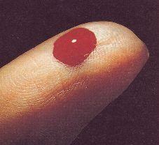 Un sang très convoité.