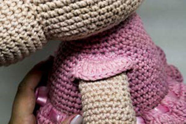Amigurumi Yorkshire Luli Em Crochê – Material e Vídeo | Bigtudo ... | 401x600