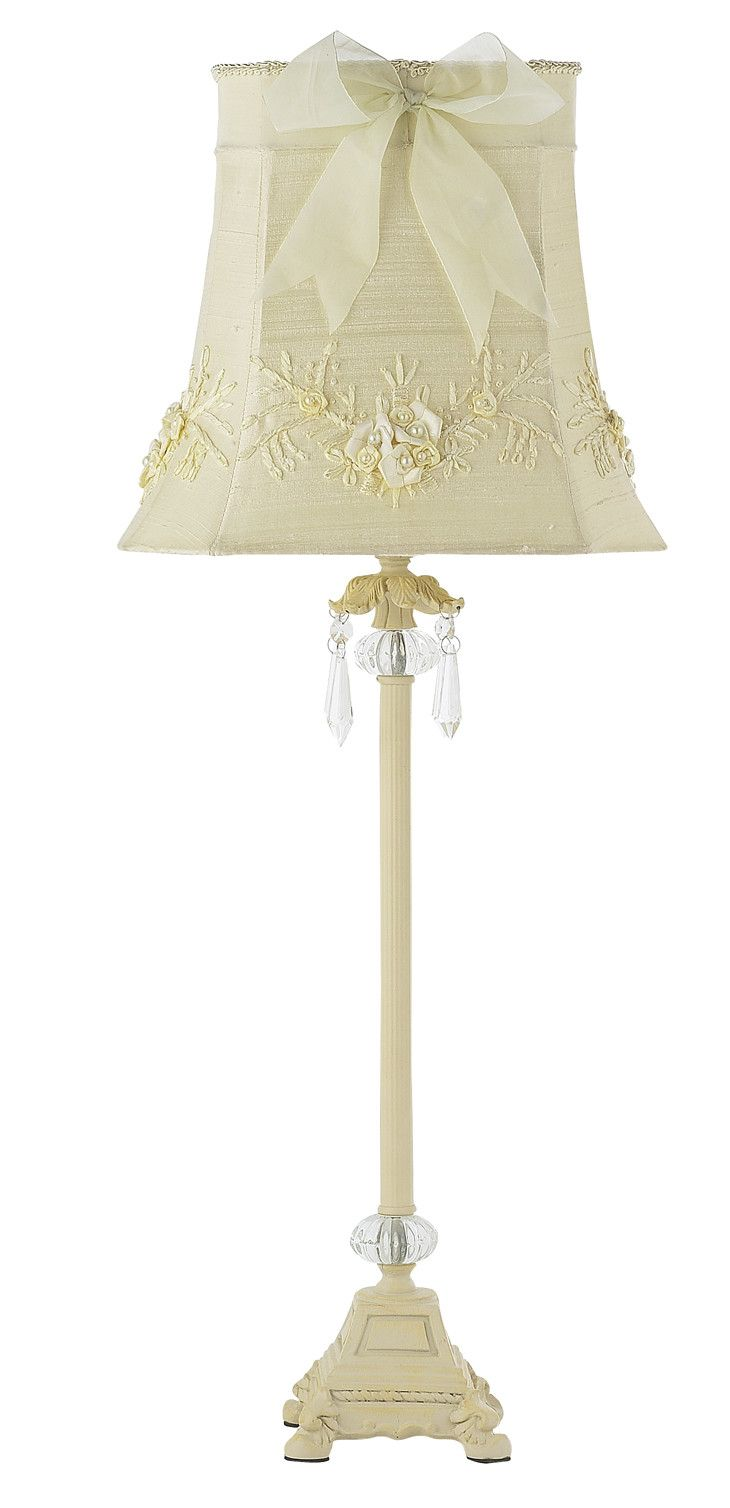 Crystal buffet lamps - Crystal Dangle Glass Ball 31 25 Buffet Lamp