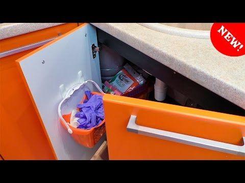 Хранение под раковиной в КУХНЕ: до и после. Идеи для дома с Nataly Gorbatova. - YouTube
