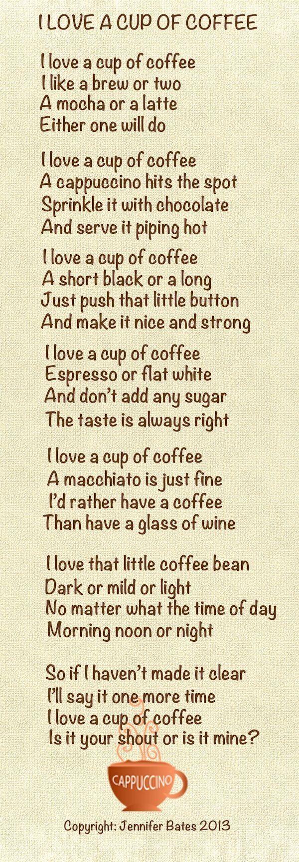 I Love A Cup of Coffee.→follow← @ ★☆Danielle ✶ Beasy☆★