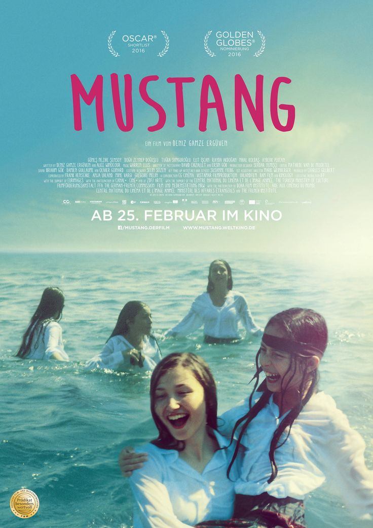 Mustang Film 2015 http://www.kino.de/film/mustang/