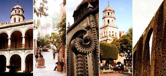 5 Imprescindibles: Ciudad de Querétaro / México Desconocido
