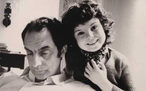 Italo and Giovanna Calvino