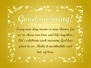 good morning images with lovely messages - Bing images