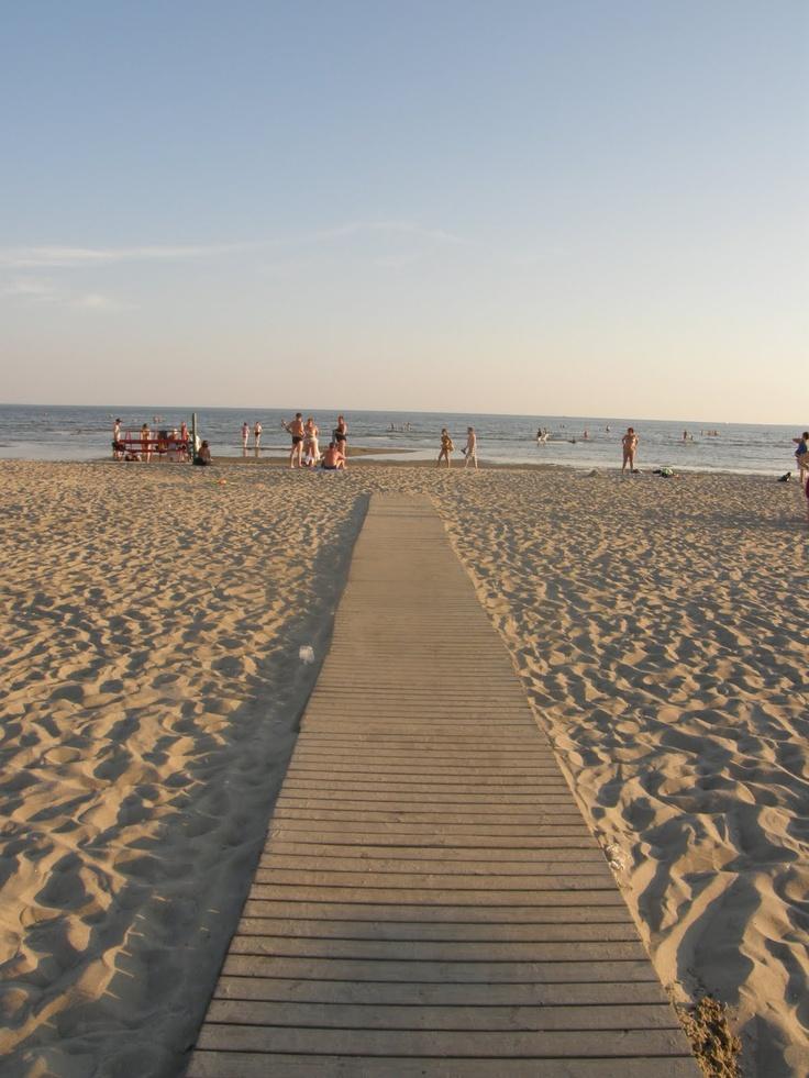 Pärnussa riittää rantoja!