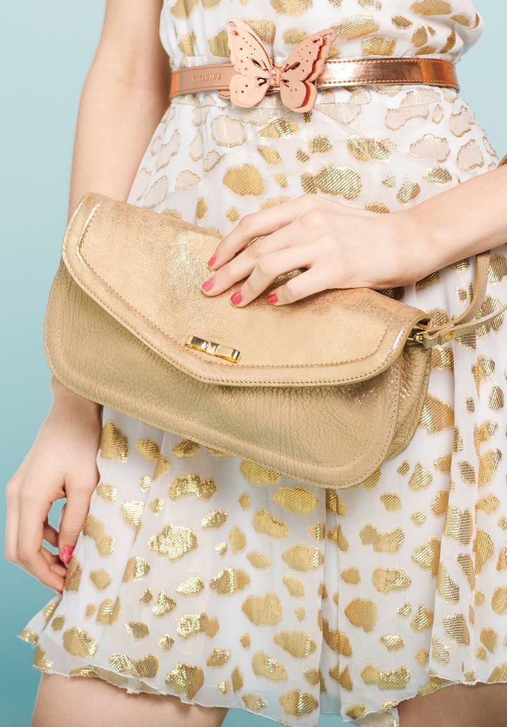 vestido lima. cinturón borboleta. sobre betania.  http://estore.vitamina.com.ar/lookbook/look-34.html