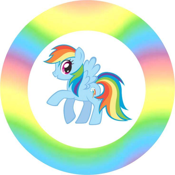 My Little Pony Cores Claras
