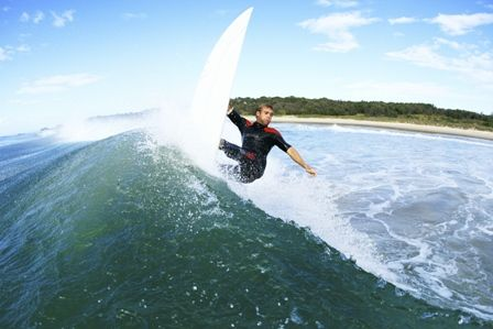 Mix it with the best of them. Learn to surf at Scotts Head, Nambucca Heads or Valla Beach.