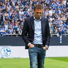 German Bundesliga Football Match - FCSchalke 04 vs VfLWolfsburg