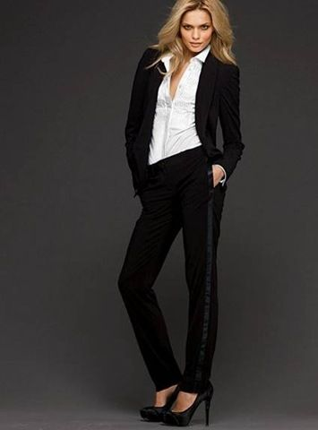 17 Best ideas about Women Tuxedo on Pinterest | Wedding suits for ...