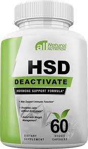 HSD Deactivate Supplement Review – Benefits and Side Effects Revealed