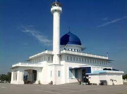 Mersing Mosque,Johore,Malaysia
