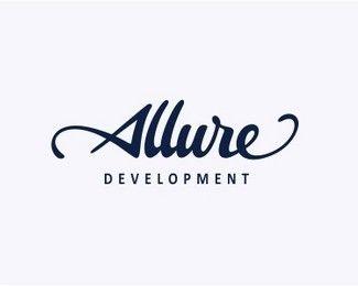Logo Design: Cursive Lettering