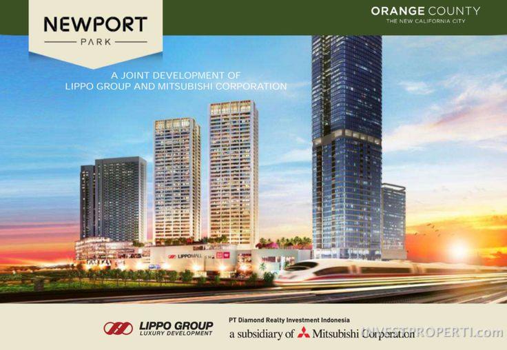 NewPort Park Apartment Orange County Cikarang
