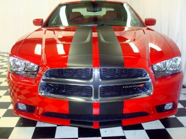 dodge charger 2013 red. 2013 dodge charger with hood to rear racing stripes and redblack leather interior wow httpwwwcaseberemotorcomnewdodge2013dodgechargerbu2026 red