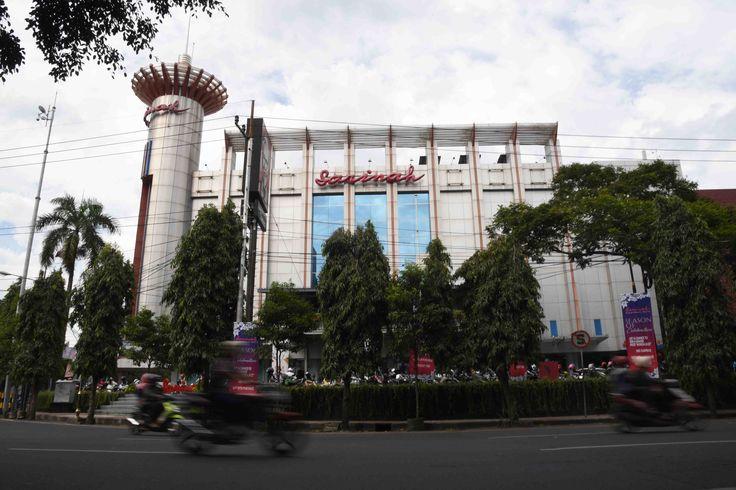 Gedung Sarinah Malang Berbalut Sejarah