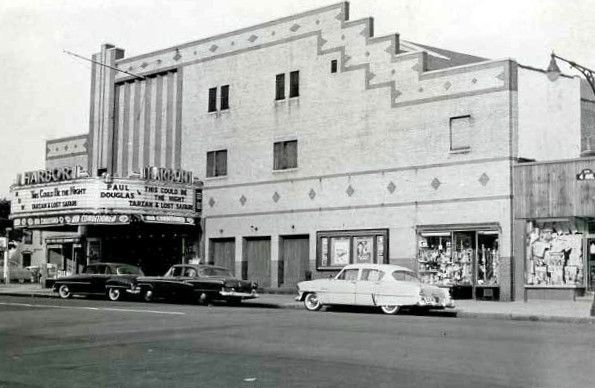 the shore road theater brooklyn   Viewing: Photo   Street View