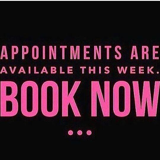 Appointments Available #Ladiimimi #Orlando #orlandohair #orlandostylist #ucfhair…