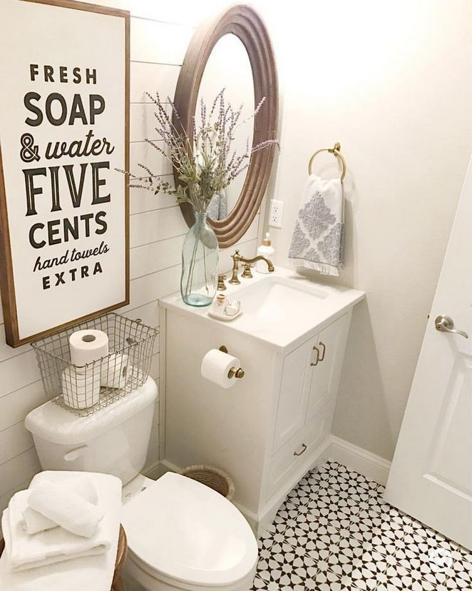Would Love To Do This But Our Plumbing Is On The Wall We Would Have To Knock Down To Create The Half Wall In Be Shower Tile Bathroom Makeover Shower Makeover
