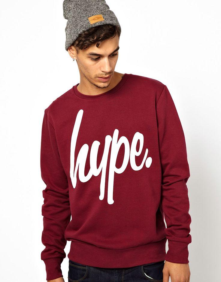 what's all the hype? #men #sweatshirt