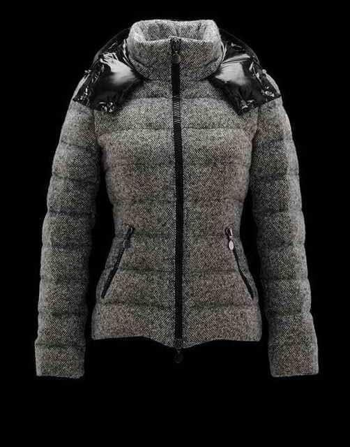 Cheap sale Women's Moncler Jacket Astere Gray Fashion