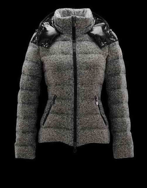 Cheap sale Women's Moncler Jacket Astere Gray Fashion