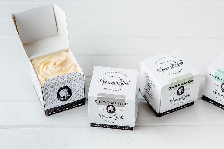 Cubic Ice Cream – Das Branding-Team von Design Womb kreierte eine neue Identität für Gr …   – Design Womb News & Blog
