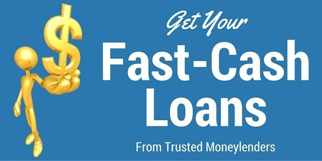 Having Urgency All You Need Is A Fast Cash Loan Licensed Money Lender Fast Cash Loans Cash Loans Best Payday Loans