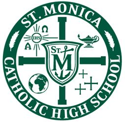 File:Saint Monica Catholic High School, Santa Monica CA.