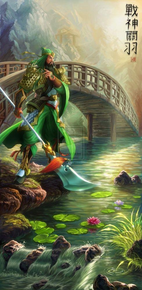 Guan Yu                                                                                                                                                                                 More