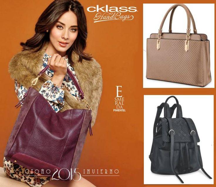 Catalogo Cklass Hand Bags Otoño Invierno 2015